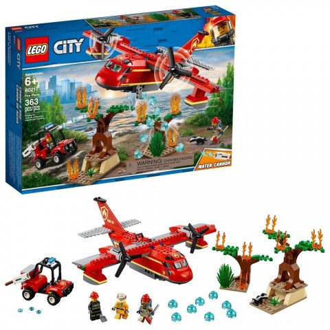 Black Friday 2020 Sale LEGO City Fire Plane 60217 Free Shipping