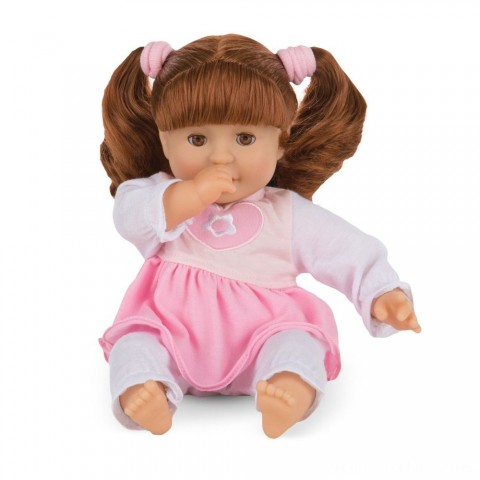 "Melissa & Doug Standard Mine to Love Brianna 12"" Soft Body Baby Doll Free Shipping"